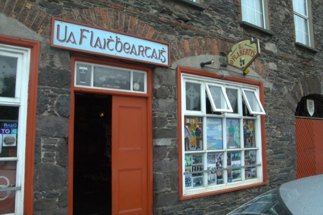 O'Flaherty's where Irish language is spoken