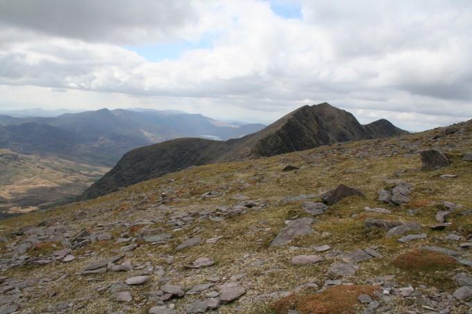 Ireland's highest mountain