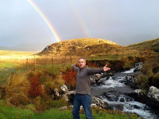 Brandon Creek, Kerry, Ireland.