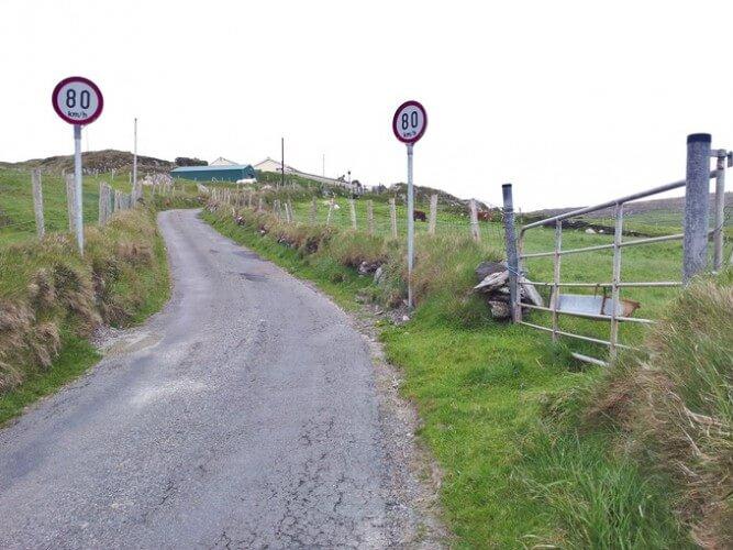 Kerry, Ireland - learn Irish